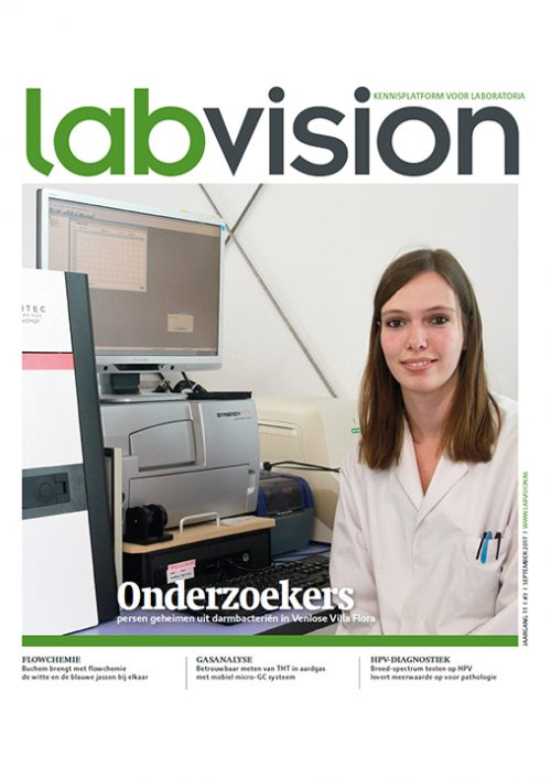 Labvision Cover
